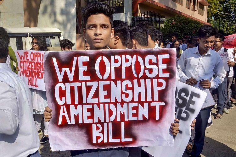 Speak up about the Citizenship Amendment Bill