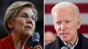 Biden and Warren, will not get delegates from New Hampshire