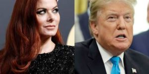 Debra Messing blames Trump for coronavirus while citing false stats: 'He puts Americans in mortal danger'