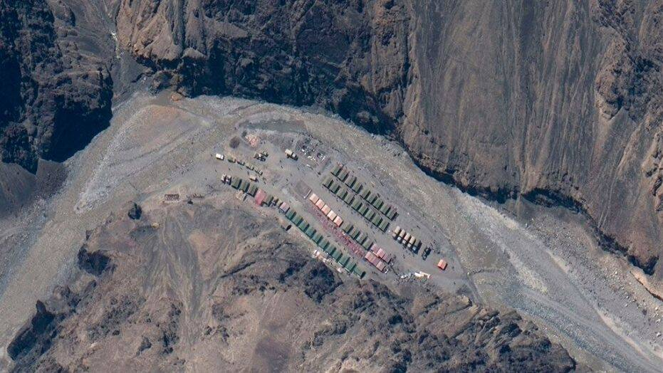 China building up military presence in Galwan Valley