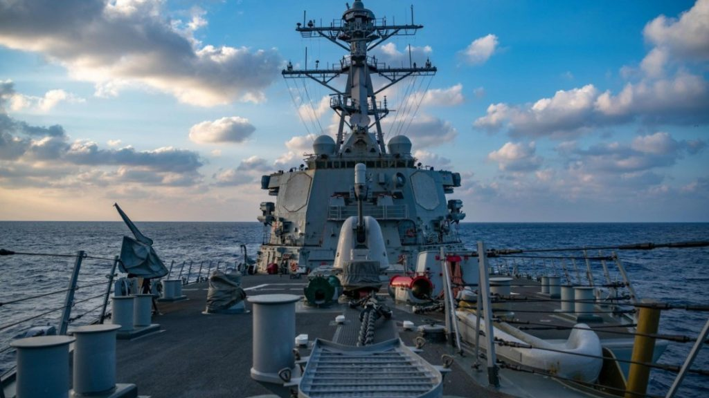 US, China ramp up South China Sea tension with new military drills