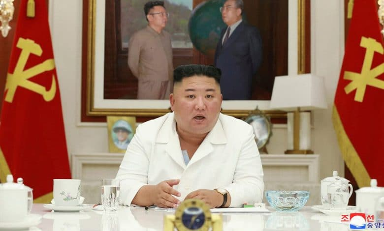 Kim Jong Un declares North Korea will refuse outside aid to combat coronavirus, help rebuild after flood damage