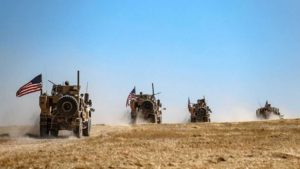US troops attacked in eastern Syria, officials say