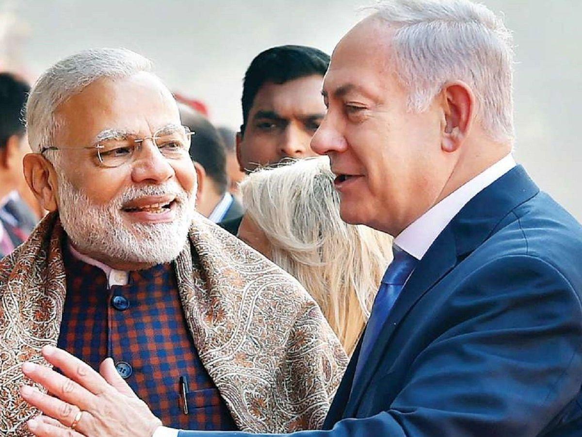India Israel