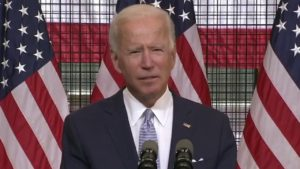 Gerard Baker: Biden awakens to the threat of urban riots