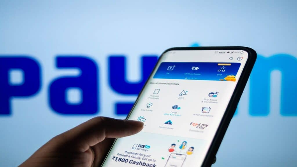 Paytm Users to Pay 2% Charge on using Credit Cards
