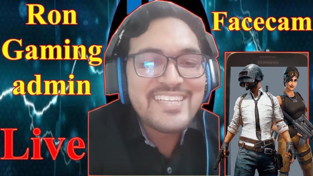 ron gaming face