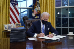 Joe Biden faces pressure as US sets new course on immigration