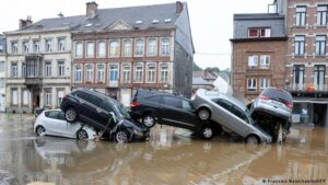 European floods
