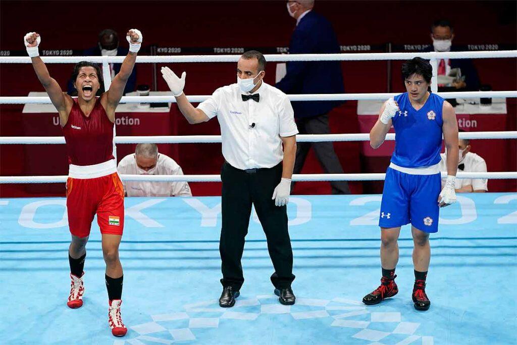 Tokyo Olympics: Lovlina Borgohain