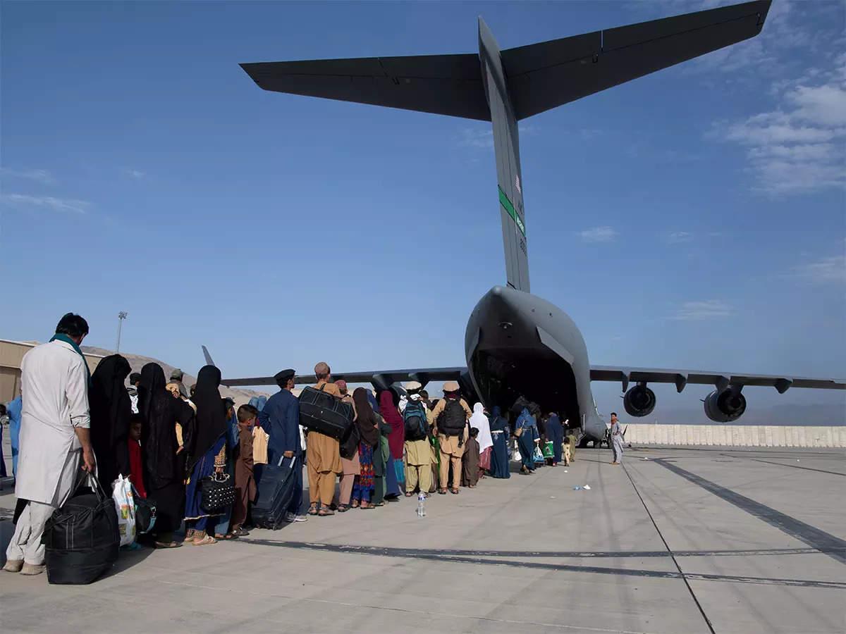Britain's final civilian flights to soon leave Afghanistan