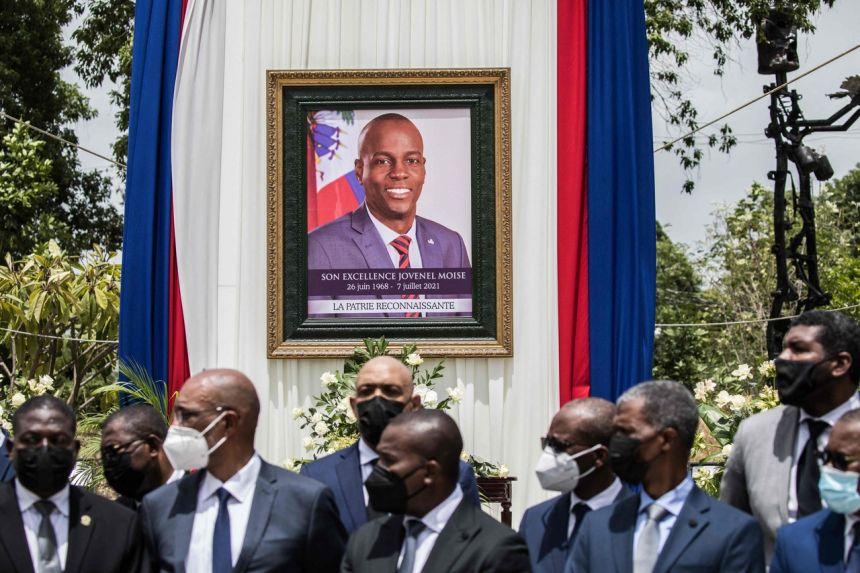 Haiti chooses judge to probe president's assassination